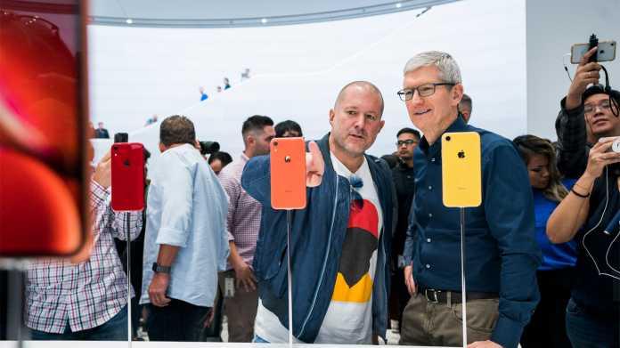 Apple verliert Designchef Jony Ive