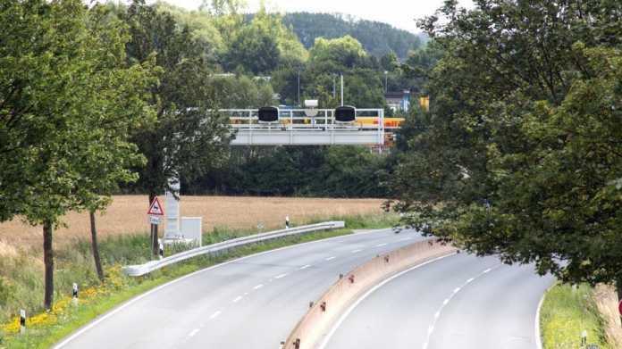 Section Control: Streckenradar kann wieder in Betrieb gehen