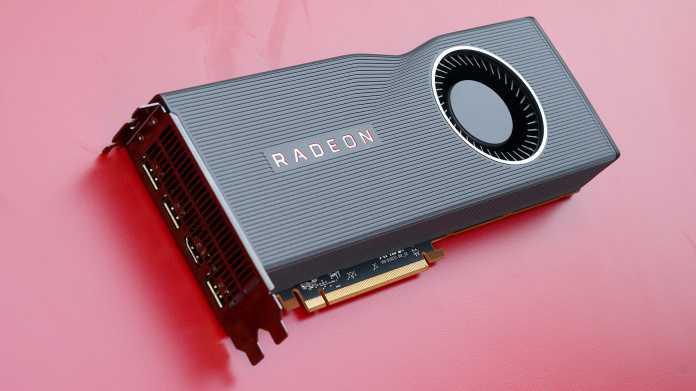 Radeon RX 5700 Spielerkarten mit Navi-Architektur, 7nm und PCI-Express 4.0