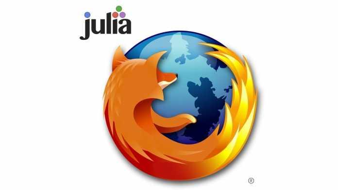 Mozilla fördert Julia-Integration in den Browser