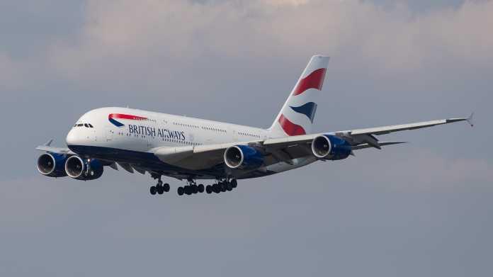Datenschutzpanne: British Airways soll etwa 204 Millionen Euro Strafe zahlen