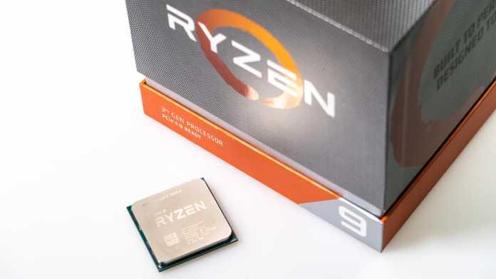 Ryzen 9 3900X und Navi-Grafikkarten zum ersten Mal im AMD-Store erhältlich