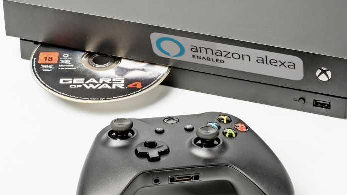 Microsoft: Alexa Xbox Skill kommt nach Deutschland