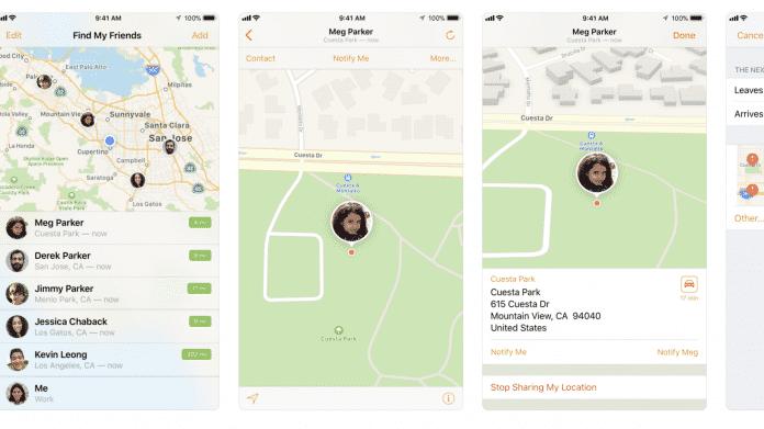 """""""Freunde suchen"""": iOS 13 soll stilles Tracking unterbinden"""