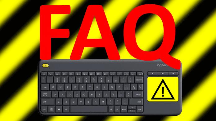 Angreifbare Logitech-Tastaturen: Das ist jetzt zu tun