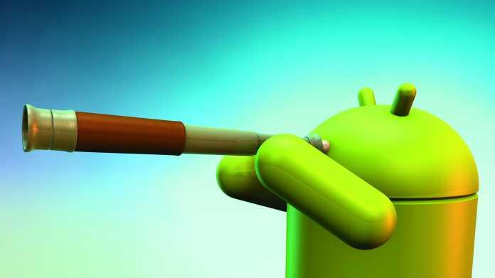 Android Q: Beta 5 erweitert die Gestensteuerung