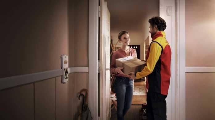 DHL-Chef: Erst E-Mail, 15 Minuten später Paket