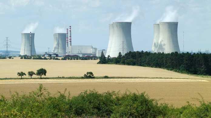 Atomkraft: Grüne greifen tschechische AKW-Pläne an