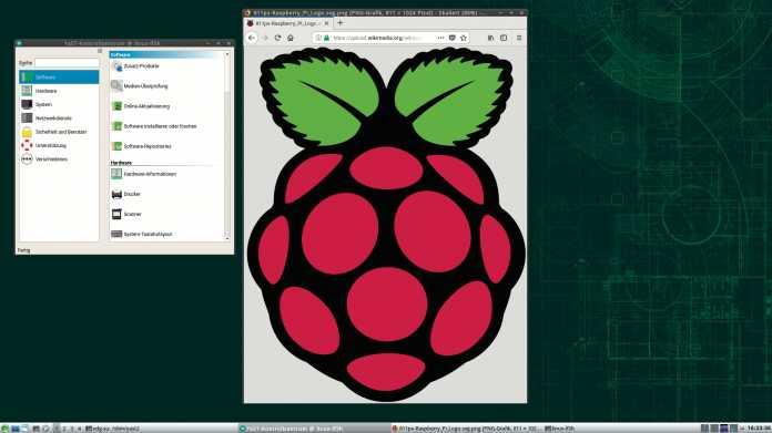 openSUSE Leap 15.1 auf dem Raspberry Pi