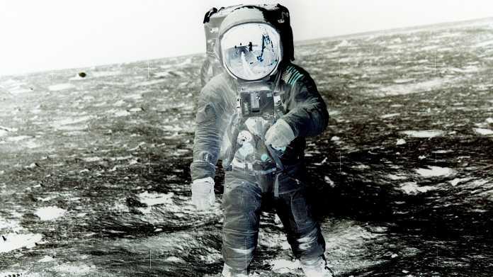 Die Mondlandung, ein Hort für Verschwörungstheorien