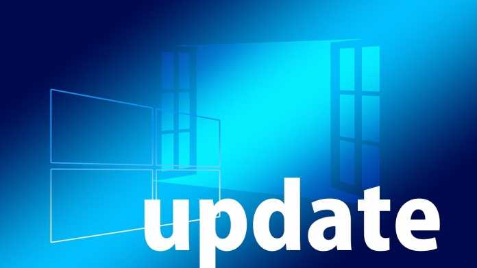 Microsoft aktualisiert Installationsmedien und startet Windows-10-1803-Upgrade