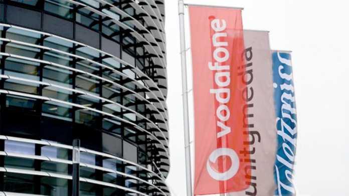 Grünes Licht aus Brüssel: Vodafone darf Unitymedia übernehmen