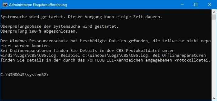 System File Checker: Microsoft bestätigt Windows-10-Bug durch Juli-2019-Updates