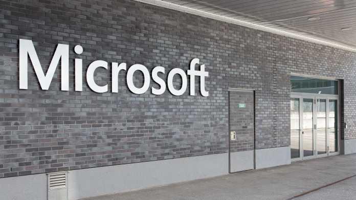 Microsoft steigert Gewinn und Umsatz dank Cloud-Boom kräftig