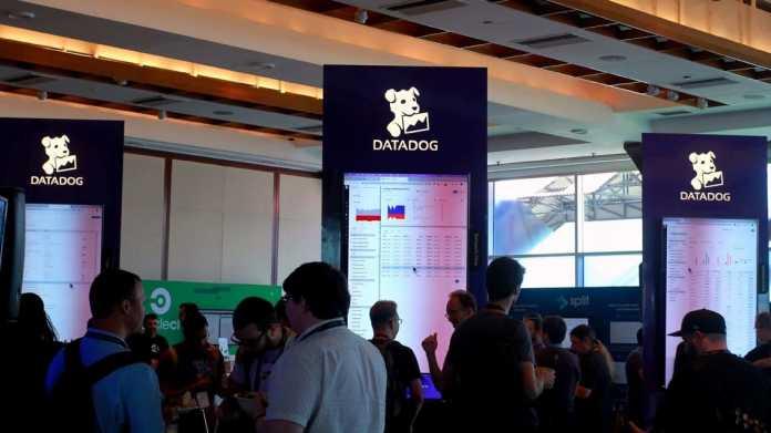 Datadog-Konferenz: Grenzenlose Spurensuche