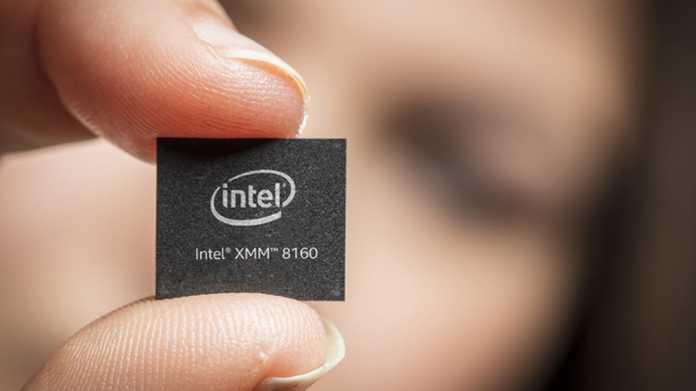 Apple will Intels Modemsparte für eine Milliarde