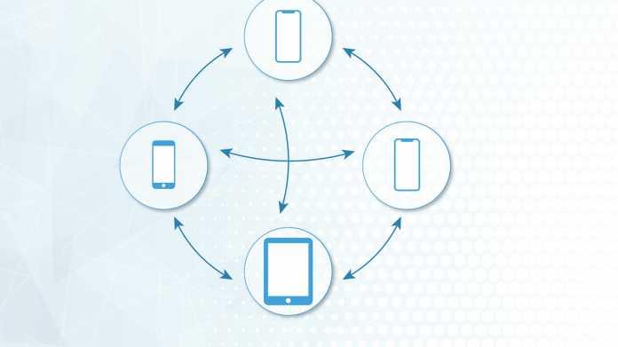 Was man mit Apples MultipeerConnectivity-Framework machen kann