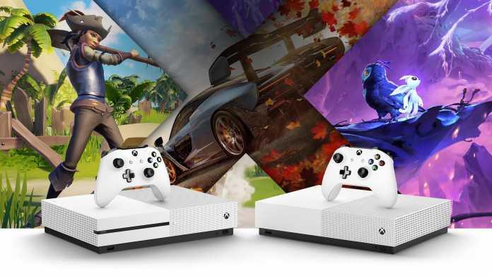Project xCloud: Microsoft stapelt wortwörtlich Xbox One S im Server