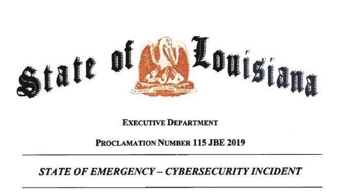 US-Bundesstaat Louisiana ruft Notstand wegen Erpressungstrojaner-Angriff aus