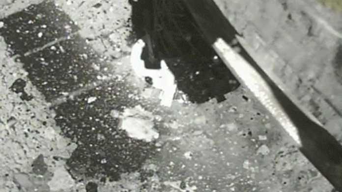 Asteroidensonde Hayabusa2: Video zeigt zweiten Touchdown auf Ryugu