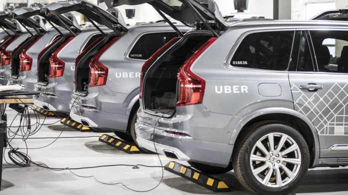 Uber entlässt 400 Marketing-Mitarbeiter