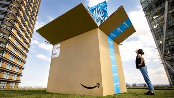 Amazon zwingt Herstellern in USA kleinere Verpackungsgrößen auf
