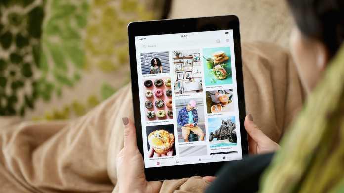 Pinterest: Deutlicher Umsatzsprung beeindruckt Anleger