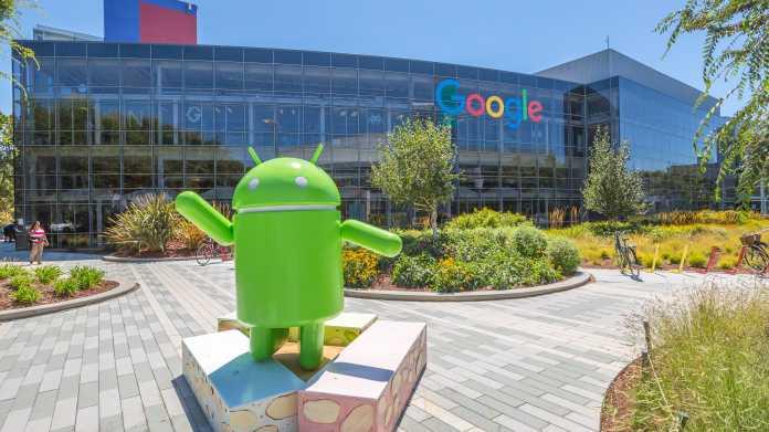 Google: Suchmaschinen sollen für Empfehlung unter Android zahlen