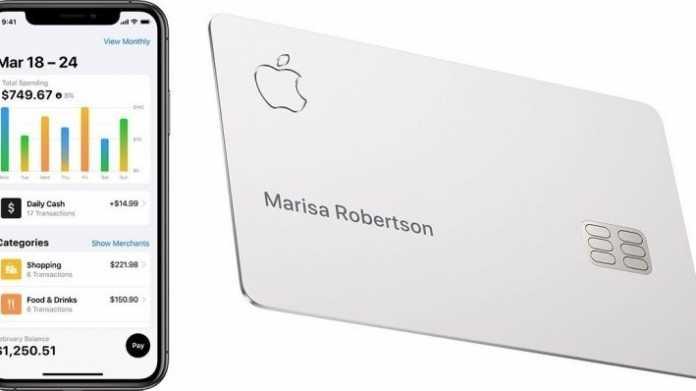 Apple-Kreditkarte: Kryptowährungen und Glücksspiel verboten