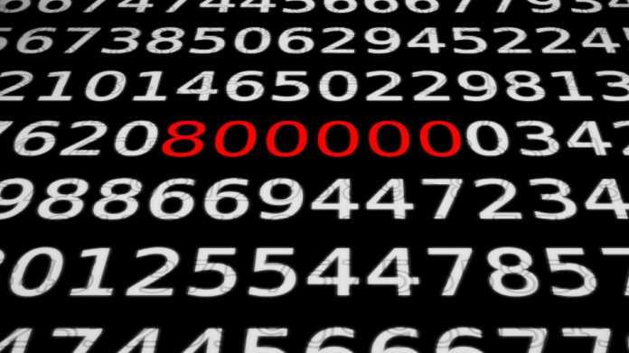 Zahlen, bitte: 800.000 Meter Draht - lange Leitung für nicht allzu schnelles Rechnen