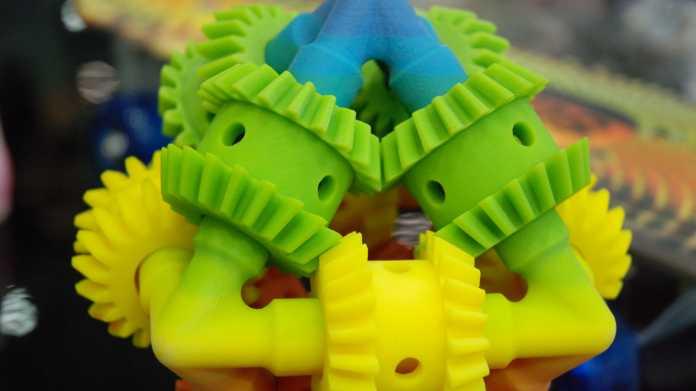 Missing Link: Der 3D-Drucker, oder: Die Enttäuschung, die nicht stattfand