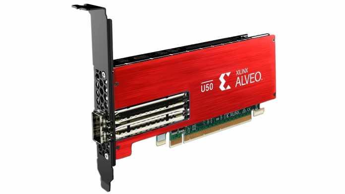 Flexible und billigere FPGA-Beschleuniger für Server