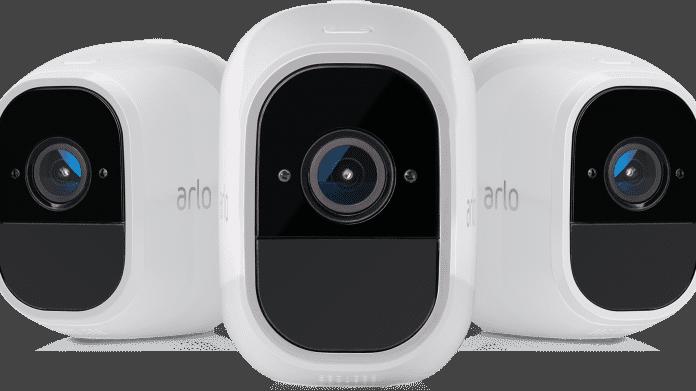 Zwei Arlo-Kameras nun HomeKit-fähig