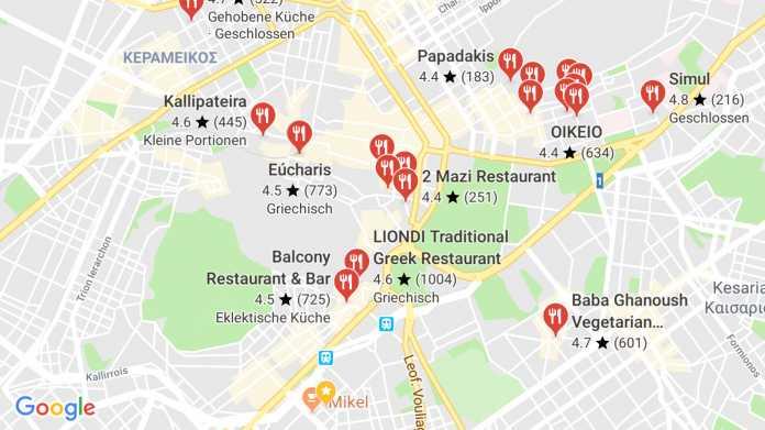 """Google Maps schaltet """"Live View"""" für alle frei"""