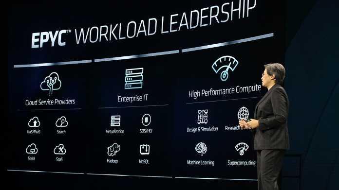 Server-Nachschlag: AMDs Epyc 7002 auf Zen-2-Basis offiziell gestartet