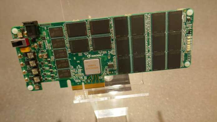 FMS: SSDs und Controller mit PCIe 4.0