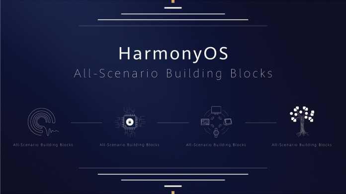 Harmony OS: Huawei enthüllt sein eigenes Betriebssystem