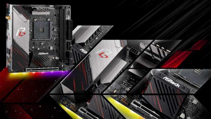 ASRock bringt Mini-ITX-Mainboard für AMD Ryzen 3000 mit Intel-Halterung