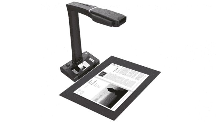 Bücher schonend scannen