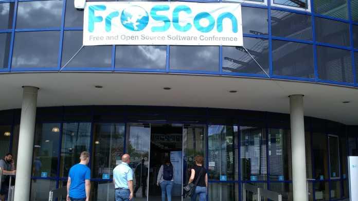 FrOSCon14: DevOps für die Demokratie
