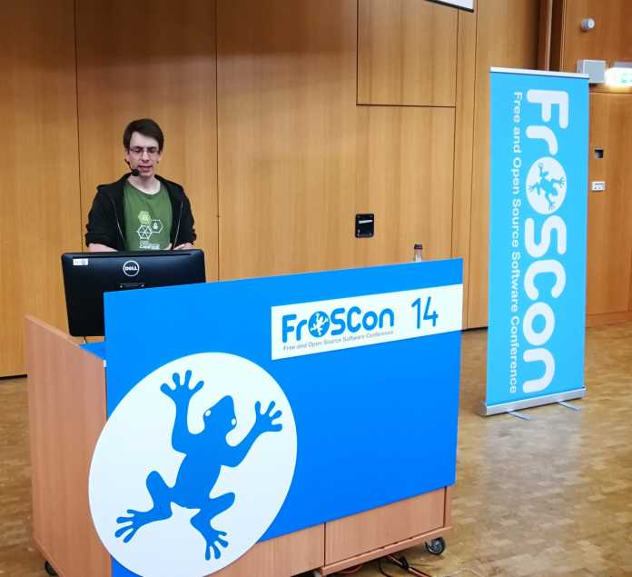 Andreas Kupfer (Froscon)