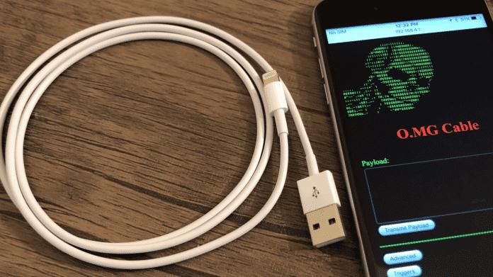 OMG-Cable: Manipuliertes Apple-Kabel geht in Produktion