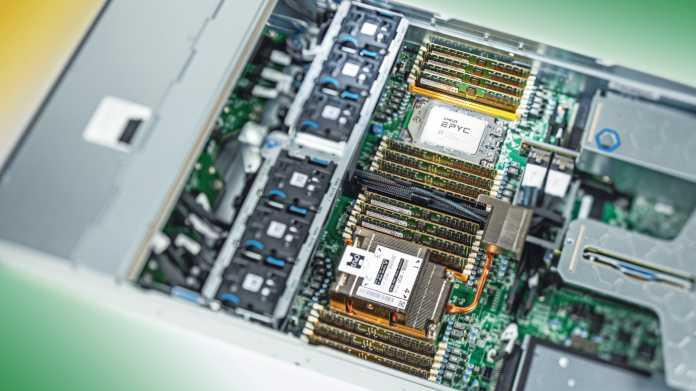 AMDs zweite Epyc-Generation mit 64 Kernen
