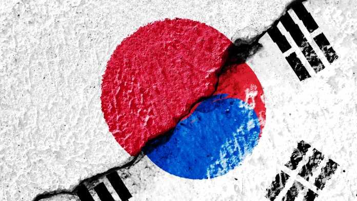 """Handelskonflikt in Ostasien: Südkorea streicht Japan auch von """"weißer Liste"""""""