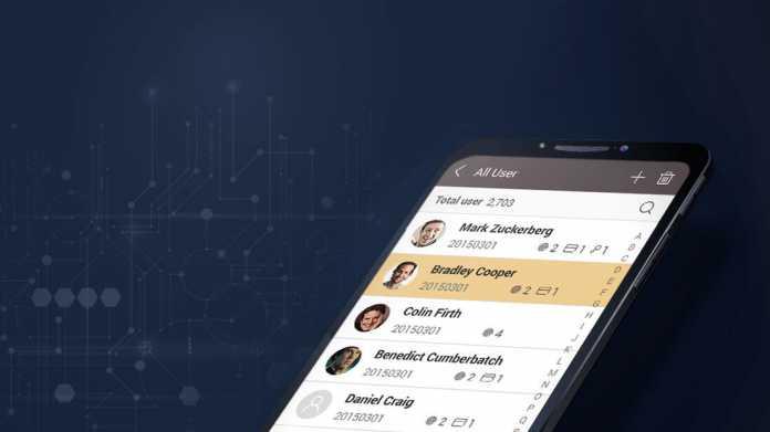 Biometriedatenbank mit 27,8 Millionen Einträgen ungesichert im Netz