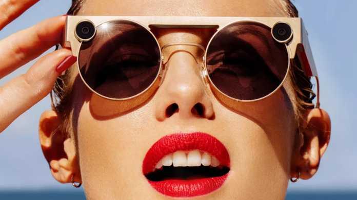 Spectacles 3: Neue Snapchat-Video-Brille ab Herbst im Handel