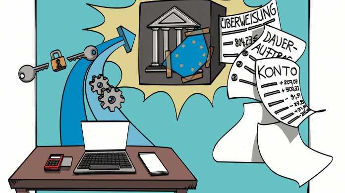 Neue Onlinebanking-Regeln im September