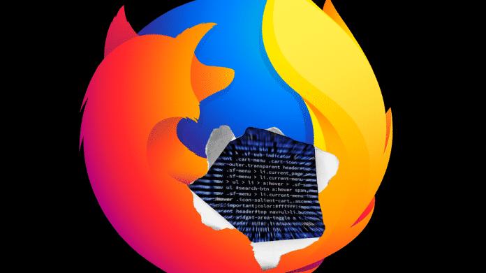 Passwortmanager von Firefox war ein offener Tresor