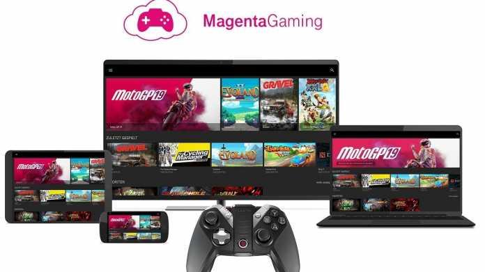 Magenta Gaming: Deutsche Telekom lässt Gamer in der Cloud spielen