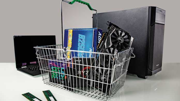 PC-Gaming: Spieler-Notebooks stark, Desktop-PCs schwach